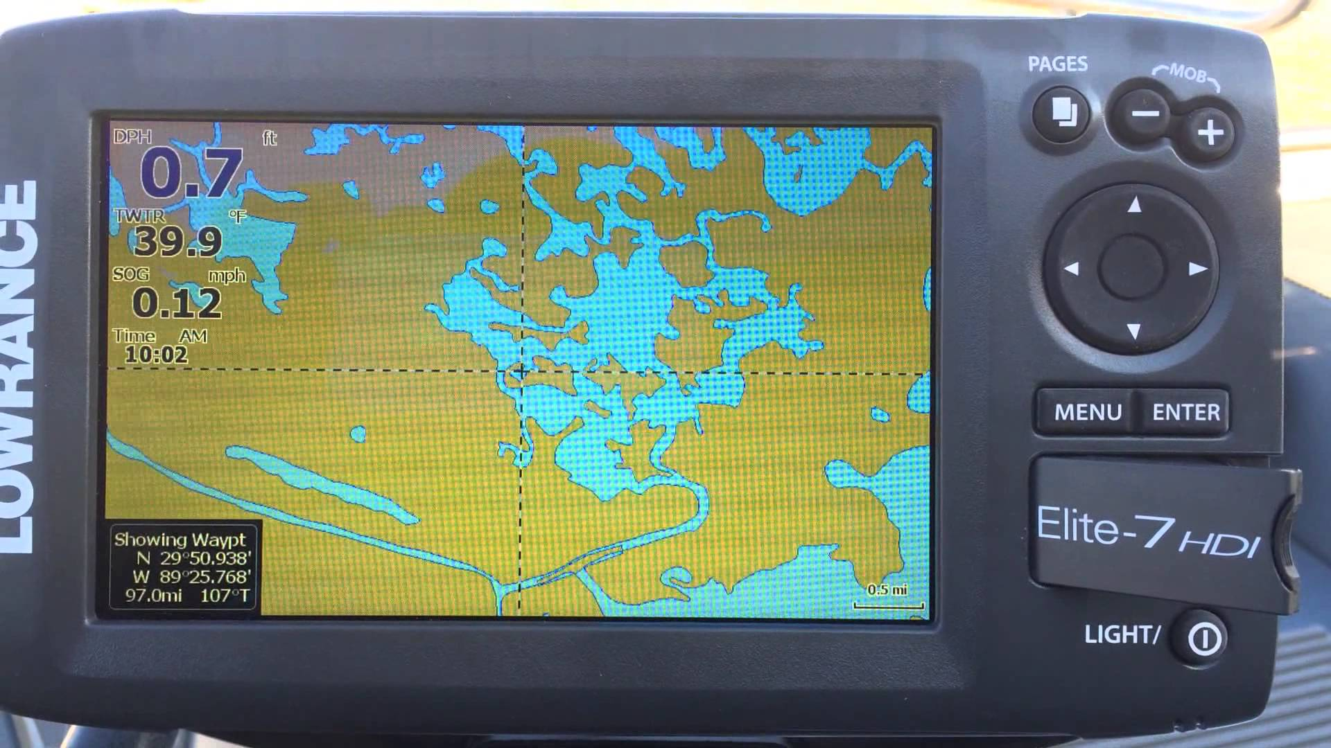 Lowrance Elite 7 TI TotalScan Fish Finder Reviews