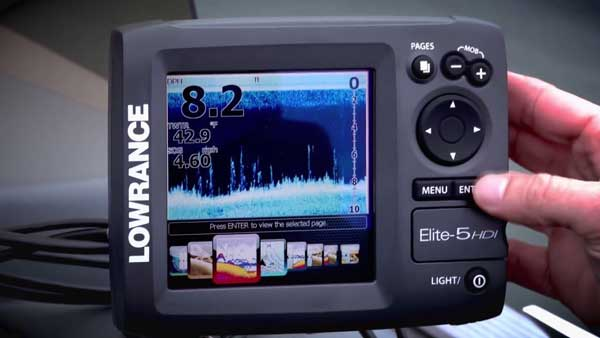 Lowrance-Elite-5-HDI-Fish-Finder