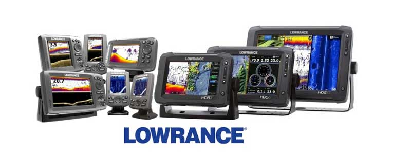 Lowrance-fish-finder-brands