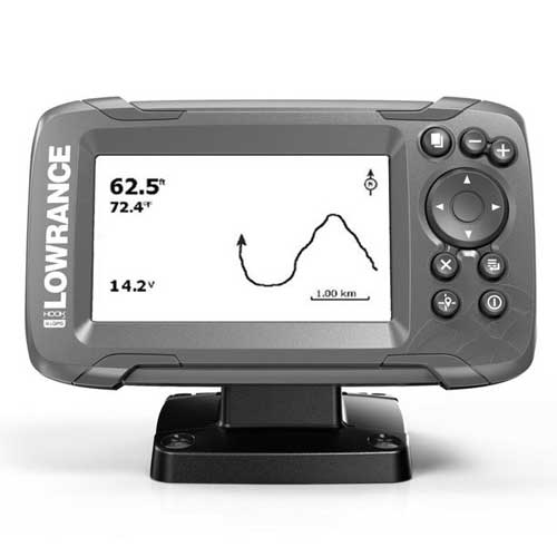 Lowrance Hook2 4x GPS Plotter